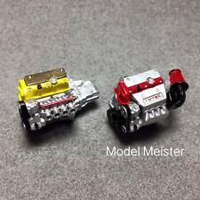 Model Meister Honda K-Series Engine 1/24 Resin Kit