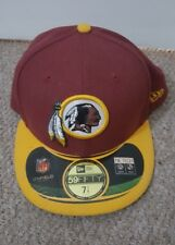 New Era 59Fifty NFL Washington Redskins Cap