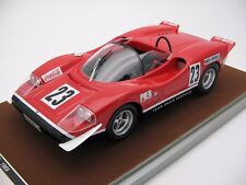 1/18 scale Tecnomodel Abarth 2000S 1969 Silverstone TM18-58B