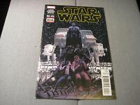Star Wars #2 (2015, Marvel) 2nd Print MID GRADE
