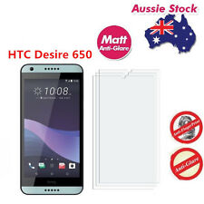 Plastic Screen Protector For HTC Desire 650 - Matte/Anti-Glare
