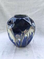 Vase Art Deco FIVES-LILLE signé DE BRUYN