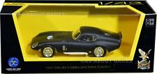 SHELBY COBRA DAYTONA COUPE 1:43 Car Model Die Cast Metal Models Miniature Black