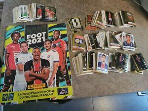Set Complet 604 Images  Panini Foot Ligue 1 2020 2021 OM Psg Mbappe Neymar