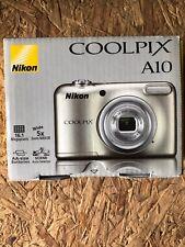 Nikon 26518 Coolpix A10 16.1MP Digital Camera OPEN BOX
