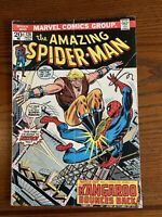 The Amazing Spider-Man #126 (1973 ) 1ST MENTION HARRY OSBORNE AS GREEN GOBLIN **