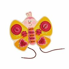 301124 Butterfly Threading Game by HABA