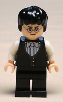 NEW Lego Harry Potter Minifig w/ Yule Ball Vest and Bow Tie FROM BOOK