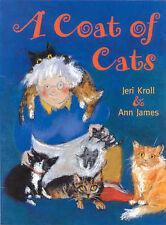 A Coat of Cats by Jeri Kroll (Hardback, 1998)