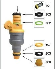 Electronic Fuel Injection Repair Fitting Accessories For Fuel Injector Cleaner