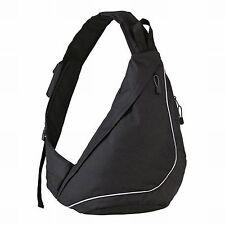 Bodybag♦Rucksack♦Crossover Body Bag♦Crossoverbag♦black♦schwarz♦Schultertasche