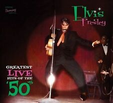 Elvis Presley Greatest Hits Music CDs & DVDs