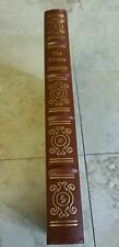THE PRINCE by NICCOLO MACHIAVELLI Genuine Leatherbound ©1980 The Easton Press