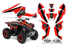 Can-Am Renegade Graphics Kit by CreatorX Decals Stickers TOP FUEL BR