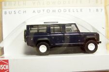 HO Busch 1983 Land Rover Defender SUV : 1/87 scale Model Car 50302