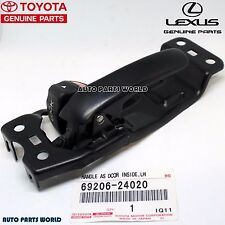 NEW GENUINE LEXUS SC300 SC400 LEFT DRIVER FRONT DOOR INSIDE HANDLE 69206-24020