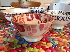 Emma Bridgewater Pink Vine French Bowl New Discont