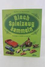 """Eisenbahnbuch """"Blech Spielzeug Sammeln"""" Manfred von Meimendahl"""