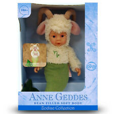 ANNE GEDDES DOLLS 'ZODIAC' collection NEW in Box BABY CAPRICORN Doll 9'' 579523