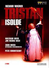 Tristan Und Isolde, New DVDs