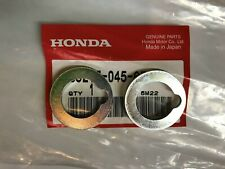 1968 - 1971 Honda Z50a Mini Trail Front Fork/Shock Washers #51620-045-670