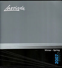 Larrivee Guitars 2007 WInter-Spring Catalog & Matching Price List LSV-11 & More!