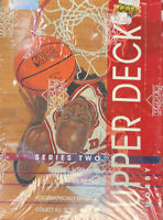 1993-94 Upper Deck NBA Basketball Cards Unopened Hobby Box 36Pks Michael Jordan