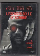 L'ESERCITO DELLE 12 SCIMMIE - DVD