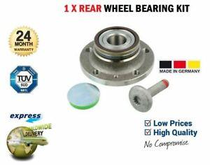 1x Rear WHEEL BEARING for VW GOLF VII 5G1 2.0 GTD 2013->