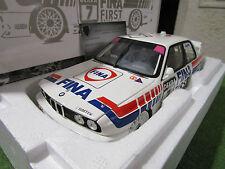 BMW M3 TEAM FINA DTM 1992 CECOTTO au 1/18 MINICHAMPS 180922007 voiture miniature
