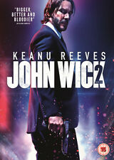 John Wick Chapter 2 DVD Digital Download 2017 Keanu Reeves R2 Post