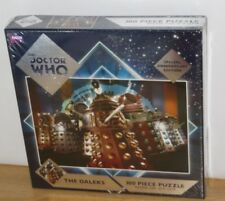 BBC Doctor Who The Daleks 300 Piece Jigsaw Puzzle. Special Anniversary Ed. New