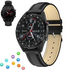 Men Bluetooth Smart Watch Heart Rate Monitor For Android Huawei P30 P20 Lite P10