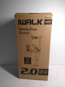 iWalk 2.0 Hands Free Crutches Knee Crutch