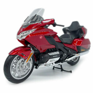 1:12 2020 Honda Gold Wing Tour Motorcycle Model Diecast Bike Model Toy Gift Red