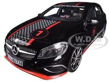 2013 MERCEDES A CLASS SPORT EQUIPMENT BLACK 1/18 BY NOREV 183596