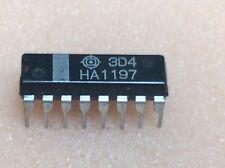 1 pc. HA1197  Hitachi  DIP16  NOS