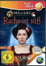 Rache ist süß - Sea of Lies - Play + Smile - PC Spiel - Wimmelbildspiel