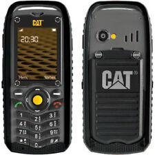 Nuevo Genuino Cat B25 Doble SIM Teléfono Duro Sin Sim Desbloqueado-Negro