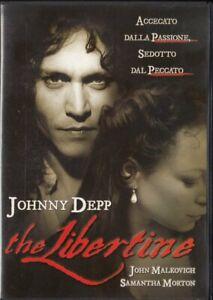THE LIBERTINE - EX NOLEGGIO  DVD DRAMMATICO