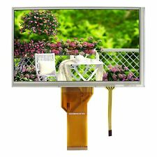 7 At070tn92 800x480 Tft Lcd Screen With Resistive Touch Panel
