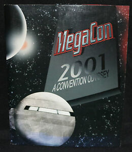 MegaCon 2001 A Convention Odyssey Kit - Owned by Nick Cardy - (F+/VF-) 2001