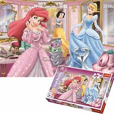 Trefl Disney Princess Preparations for The Ball 100 Piece Jigsaw Puzzle Ages 5