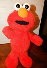 "Original 1995 Tickle Me Elmo Vintage Tyco 16"" Plush Stuffed Animal Toy Works GUC"