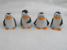 Cake Toppers Edible Madagascar Penguins x 4