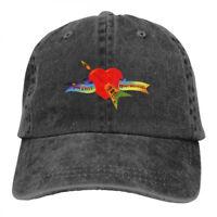 Tom Petty And The Heartbreaker cowboys Snapback Baseball Hat Adjustable Cap