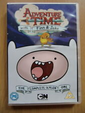 Adventure Time with Finn & Jake: The Complete Season One (3 x DVD, 2011)