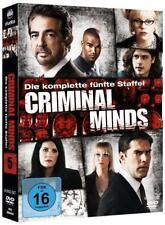 Criminal Minds - Die komplette fünfte Staffel (6 DVDs)