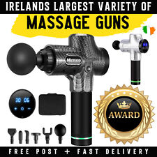 Massage Gun Percussion Massager Muscle Therapy Tissue Deep Relaxing Vibration