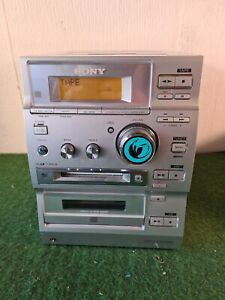 SONY Minidisc Hifi CMT-CP500MD tape not working